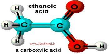 خلاصه نکات مهم و کنکوری کربوکسیلیک اسیدها