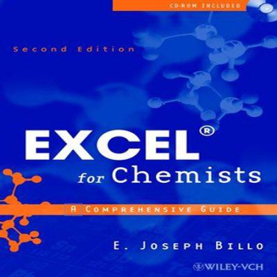 دانلود کتاب اکسل برای شیمی ویرایش 2 Excel for Chemists
