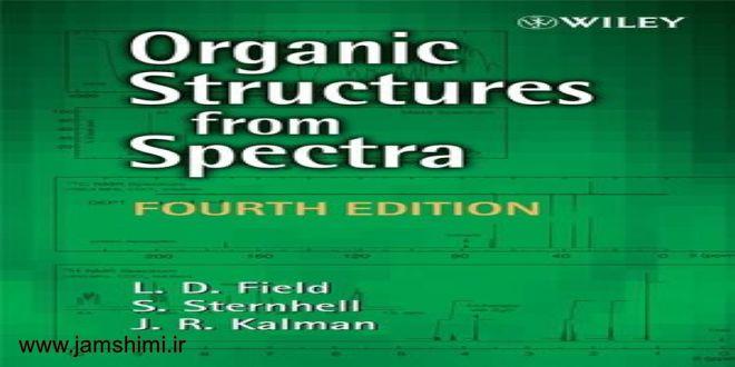 Photo of دانلود کتاب طیف سنجی ترکیبات آلی فیلد و کالمن Leslie D. Field, John R. Kalman