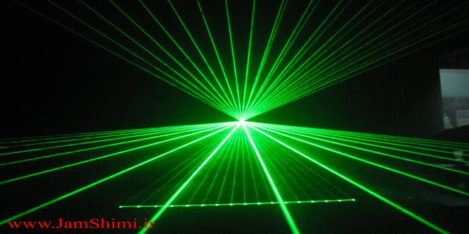 شناسایی ایرادهای غیرقابل تشخیص در فلز ها با استفاده از لیزر سبز و فناوری SHG