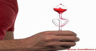 بررسی آزمایش حرکت آب با گرمای دست