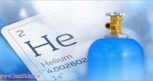 کاربردهای گاز هلیم در صنعت و شیمی