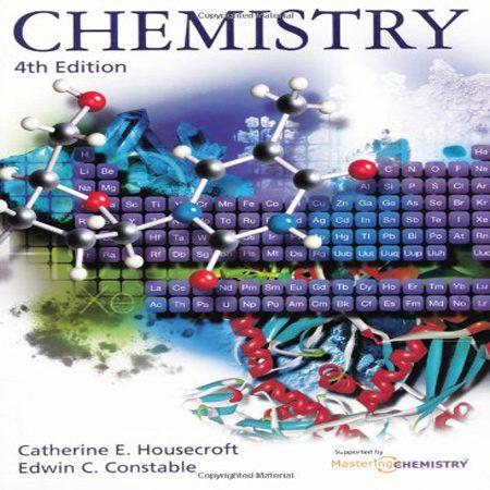 دانلود کتاب شیمی عمومی هوس کرافت ویرایش 4