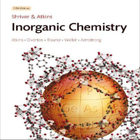 دانلود کتاب شیمی معدنی اتکینز و شرایور ویرایش 5