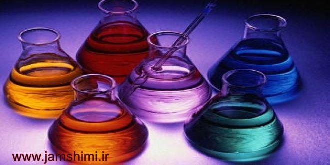 آزمایش تهیه محلول رنگین کمانی یا چندچهره