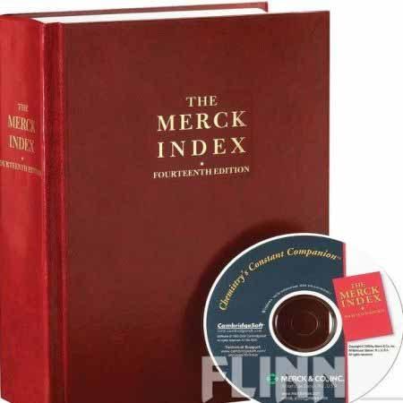دانلود The Merck Index 14th Edition نرم افزار شیمی مرک