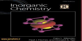 دانلود کتاب شیمی معدنی میسلر و تار ویرایش پنجم Miessler Inorganic Chemistry 5th