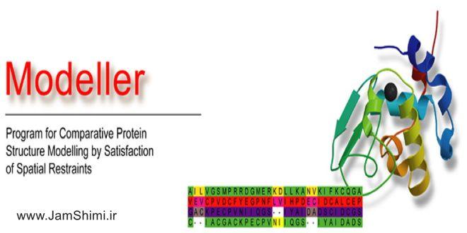 دانلود MODELLER 9.15 + EasyModeller 4.0 x64/x86 نرم افزار همولوژی و مدل سازی پروتئین
