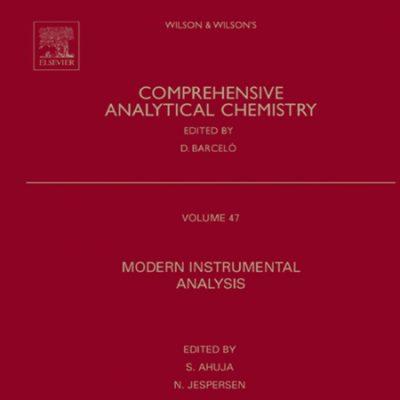 دانلود کتاب Modern Instrumental Analysis روش های مدرن آنالیز و شناسایی در شیمی تجزیه
