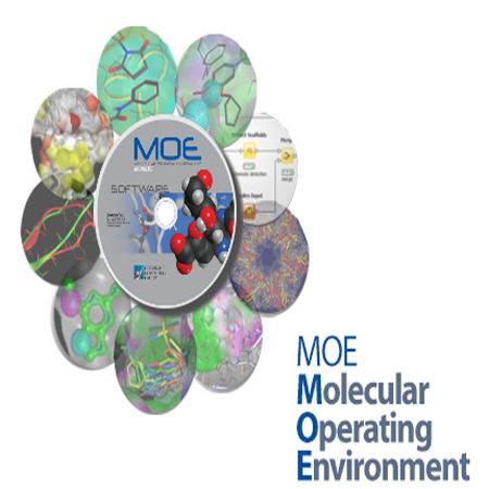 دانلود Molecular Operating Environment 2015.10 نرم افزار مدل سازی ترکیبات شیمی