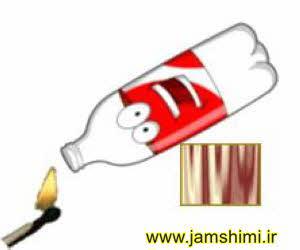 Photo of آزمایش ساخت موشک الکلی
