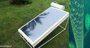 شیرین سازی آب با استفاده از نور خورشید و فناوی نانو