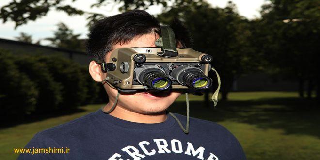 ساخت عینک های نانوتکنولوژی با قابلیت دید در شب