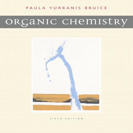 دانلود کتاب شیمی آلی بروس ویرایش ششم Organic Chemistry 6th Edition Bruice