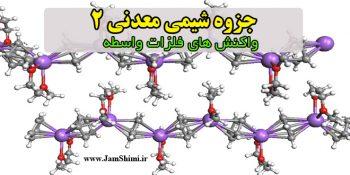 دانلود جزوه شیمی معدنی 2: بررسی واکنش های فلزات واسطه