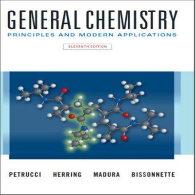 دانلود کتاب Petrucci General Chemistry شیمی عمومی پتروچی ویرایش 11