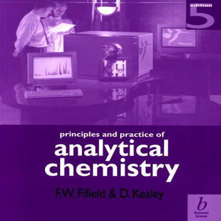دانلود کتاب شیمی تجزیه فیفیلد ویرایش 5 پنجم F.W.Fifield