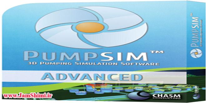 دانلود PumpSim Premium 2.2.2.8 نرم افزار مهندسی طراحی و شبیه سازی شبکه جریان مایعات