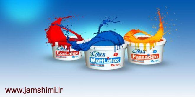 دانلود مقاله شیمی درباره تولید رنگ های صنعتی رزین