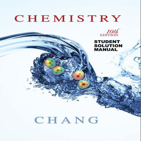 دانلود حل المسائل و تمرین شیمی عمومی چنگ ویرایش 10 دهم
