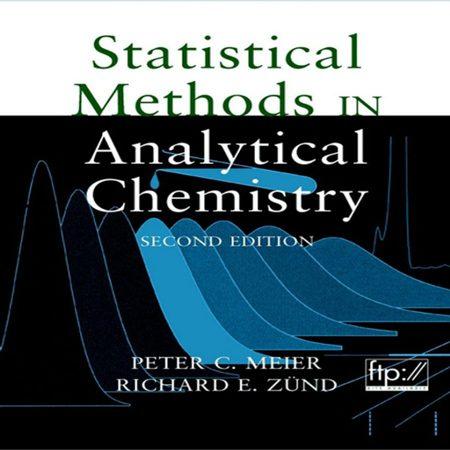 دانلود کتاب روش های آماری در شیمی تجزیه Statistical Methods in Chemistry