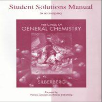 دانلود حل المسائل و تمرین کتاب شیمی عمومی سیلبرگ