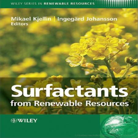 دانلود کتاب سورفکتانت از منابع تجدیدپذیر surfactants from renewable resources