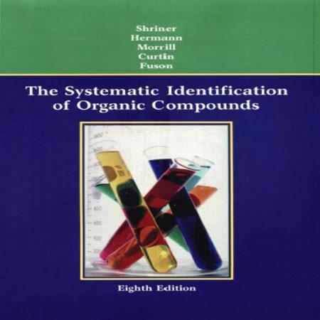 دانلود کتاب شناسایی سیستماتیک ترکیبات آلی شراینر ویرایش 8