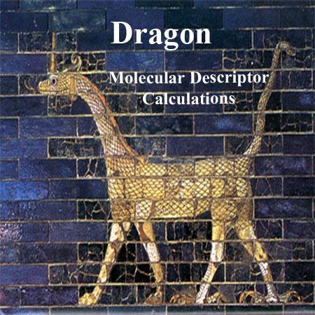 دانلود Talete Dragon 5.5 نرم افزار دارگون شیمی توصیف کننده های مولکولی