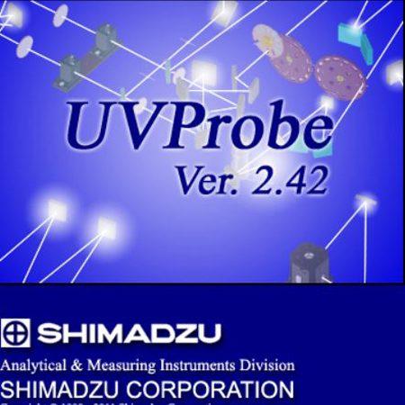 دانلود UVProbe 2.42 نرم افزار تجزیه و تحلیل طیف سنجی مرئی-فرابنفش UV-VIS + کرک