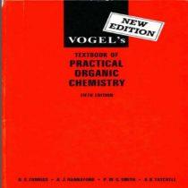 دانلود کتاب شیمی آلی عملی ویرایش 5 Vogel's Textbook of Practical Organic Chemistry