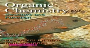 دانلود کتاب شیمی آلی ولهارد ویرایش ششم Vollhardt Organic Chemistry 6ed