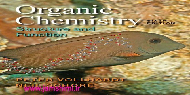 Photo of دانلود کتاب شیمی آلی ولهارد ویرایش ششم Vollhardt Organic Chemistry 6ed