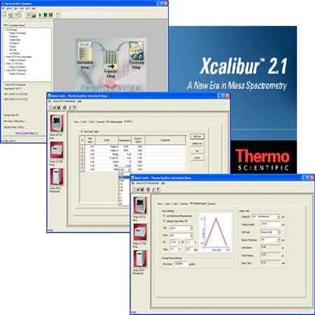 دانلود Xcalibur 2.0.7 SP1 نرم افزار آنالیز و تحلیل داده های طیف سنجی جرمی MS